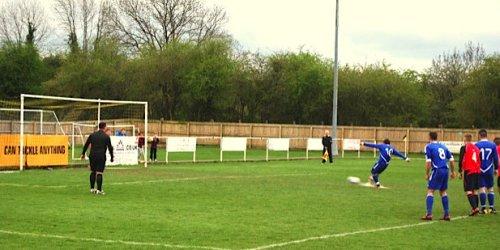 Draycott Potter's second goal