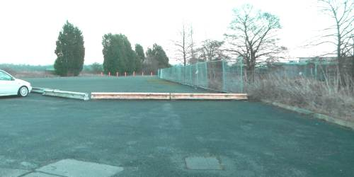 CBT's old Blythe Park training square